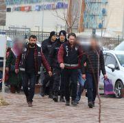 Sivas merkezli 4 ildeki FETÖ operasyonunda 9 şüpheli adliyeye sevk edildi