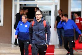 Sivasspor Sivas'tan Ayrıldı