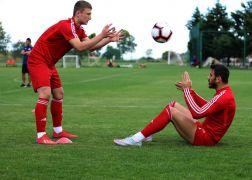 Sivasspor yeni sezon hazırlıklarını sürdürdü